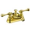KOHLER Revival Vibrant Polished Brass Horizontal Spray Bidet Faucet