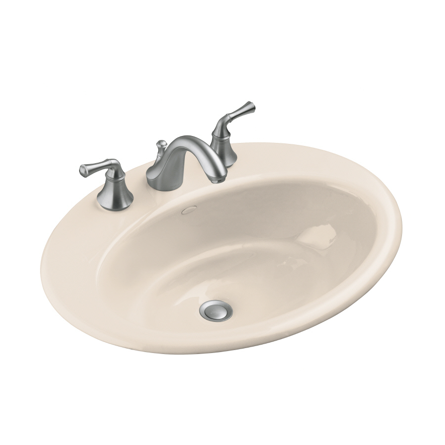 Bathroom Sinks Kohler : Shop KOHLER Cast Iron Bathroom Sink at Lowes.com