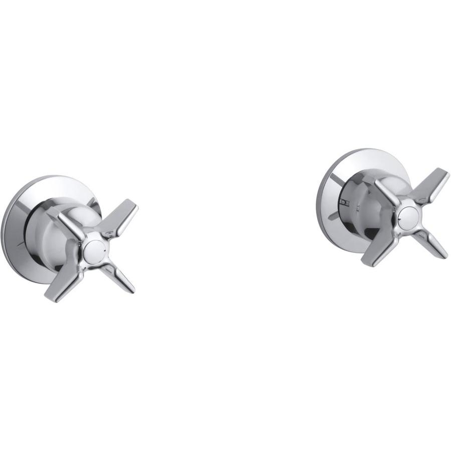 Kohler Tub Handles : Shop KOHLER 2-Pack Chrome Bathtub/Shower Handles at Lowes.com