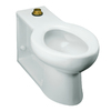 KOHLER Anglesey Standard Height White Toilet Bowl