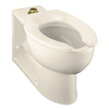 KOHLER Anglesey Standard Height 4-1/2-in Rough-In Elongated Toilet Bowl