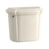 KOHLER Portrait Almond 1.6-GPF (6.06-LPF) 12 Rough-In Single-Flush High-Efficiency Toilet Tank