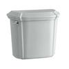 KOHLER Portrait Ice Grey 1.6-GPF (6.06-LPF) 12 Rough-In Single-Flush High-Efficiency Toilet Tank