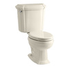 KOHLER Portrait Almond Elongated Toilet