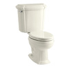 KOHLER Portrait Biscuit Elongated Toilet