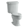 KOHLER Portrait Ice Grey Elongated Toilet