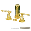KOHLER Antique Vibrant Brushed Nickel Vertical Spray Bidet Faucet