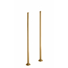 KOHLER 1/2-in Compression 26-in Brass Riser Supply Line