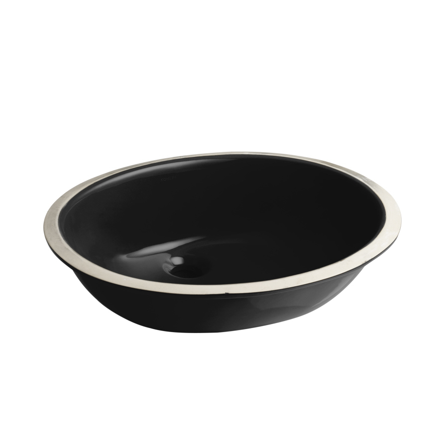 black undermount sink befon for