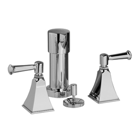 KOHLER Memoirs Polished Chrome Vertical Spray Bidet Faucet