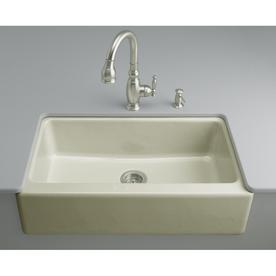 dickinson single basin undermount enameled cast iron kitchen sink