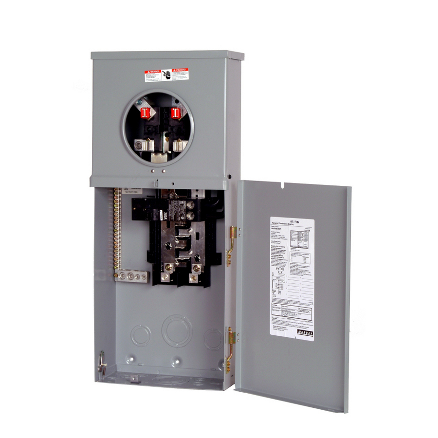 100 amp electrical disconnect with Square D Meter Panel  Bo on Watch moreover 100126164 moreover Anderson Connectors in addition 202276202 together with 33 Grounding 101.