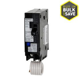 Siemens QP 15-Amp 1-Pole Combination Arc Fault Circuit Breaker
