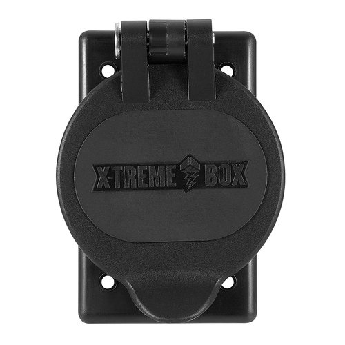 Weatherproof Receptacle Cover Lowes. Shop Sigma Electric 1