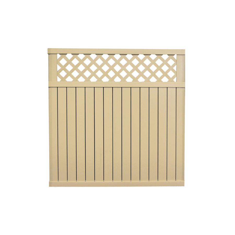 Lowe S Lattice Panels : Vinyl fence colors lowes