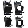 Barrette New Castle Stair Bracket Kit - Black