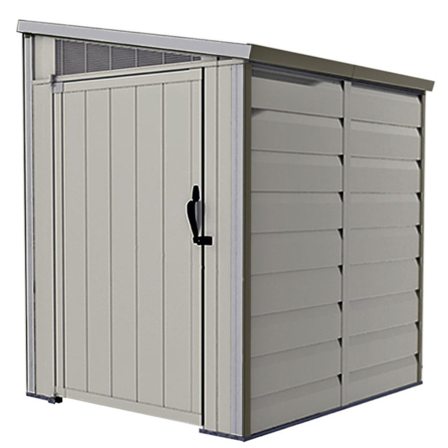 Shop Homestyles Select Gable Storage Shed (Common: 4-ft x 7-ft