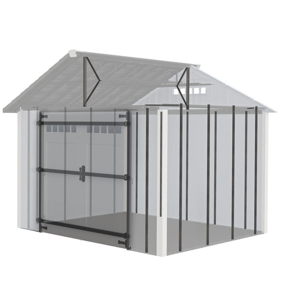 Shop Homestyles Steel Storage Shed High-Wind Load Kit at Lowes.com