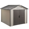 Homestyles 8-ft x 10-ft Storage Shed (Actuals 8-ft x 10-ft)