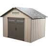 Homestyles Premier Gable Storage Shed (Common: 10-ft x 10-ft; Actual Interior Dimensions: 9.81-ft x 9.81-ft)