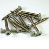 Barrette 1-1/2-in Clay Vinyl Lattice Screws