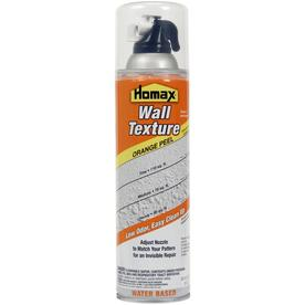 Homax 20 Oz. Interior H20 Orange Peel Texture