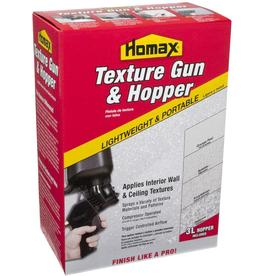 Homax Spray Texture Gun with 3 Liter Hopper