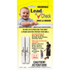 Homax 5250-12, LeadCheck Lead Test, 2 Swab Pk.