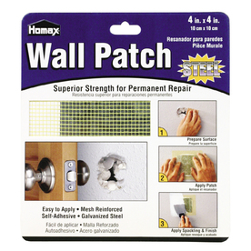 "Homax 4"" x 4"" Wall Patch"