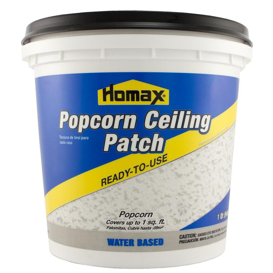 Bondex Popcorn Ceiling Patch Popcorn Ceiling Patch Homax