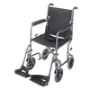 DMI Fold-Up/Easy Storage Transport Chair