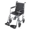 DMI Fold-Up/Easy Storage Transport Chair