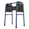 DMI Blue Fold-Up/Easy Storage Walker