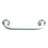 DMI 14.87-in White Wall Mount Grab Bar