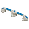 DMI 18.75-in Blue Suction Cup Grab Bar