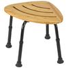 DMI Bamboo Bamboo Freestanding Shower Seat