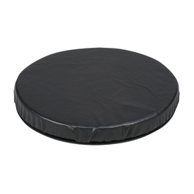 HealthSmart 15-in x 15-in Foam Round Coccyx Cushion