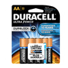 Duracell Ultra 8-Pack AA Alkaline Batteries