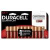 Duracell 12-Pack AA Alkaline Batteries