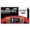 Duracell 12-Pack AAA Alkaline Batteries