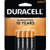 Duracell 8-Pack AAA Alkaline Batteries