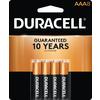 Duracell 8-Pack AAA Alkaline Batteries