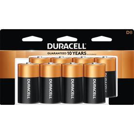 Duracell D Alkaline Battery
