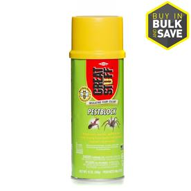 Dow GREAT STUFF Pestblock 12-fl oz Spray Foam Insulation