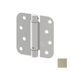 Hager 4-in Satin Nickel Entry Door Hinge