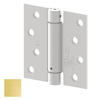 Hager 3-1/2-in Polished Brass Entry Door Hinge