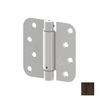 Hager 4-in Oil-Rubbed Bronze Entry Door Hinge