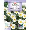 Burpee Silver Princess Shasta Daisy Seed Packet