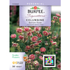 Burpee Barlow Rose Columbine Seed Packet