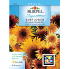 Burpee Bouquet Hybrid Mix Sunflower Seed Packet